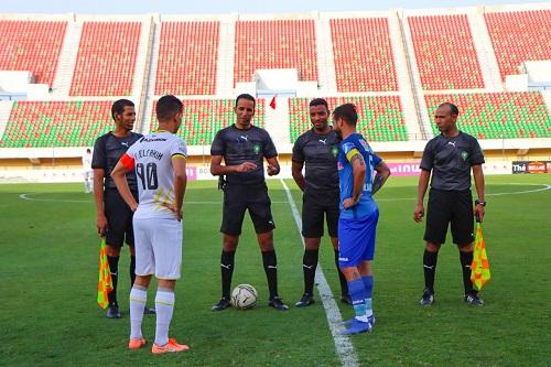 الرجاء يختتم البطولة بفوز مثير على المغرب الفاسي