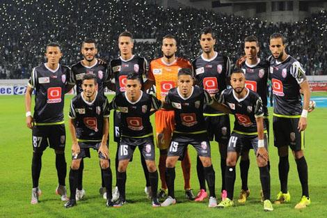 المغرب التطواني حقق ثلاث نقاط أمام وجدة