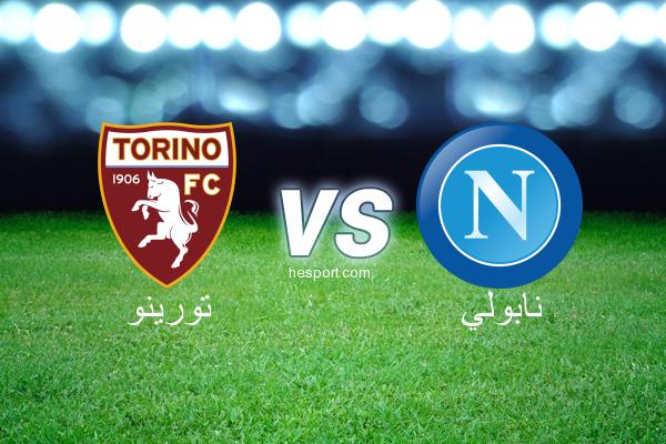 الدوري الإيطالي - الدرجة الأولى : تورينو - نابولي