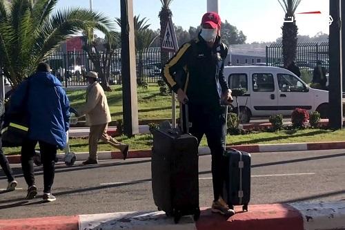 الإسماعيلي يغادر المغرب