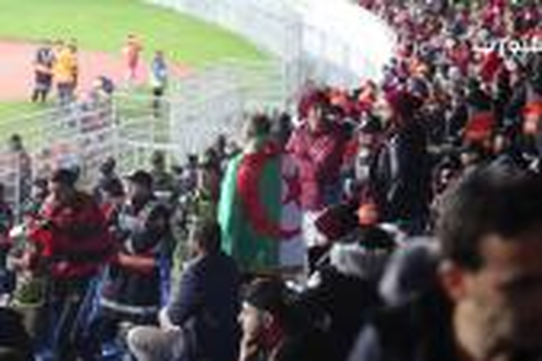 صدمة جزائرية بعد الخسارة