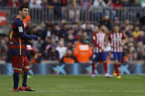 برشلونة وأتلتيكو مواجهة الثأر تتصدر دوري الأبطال