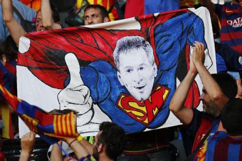 برشلونة يطلق حملة لدعم ميسي قبل الحُكم النهائي