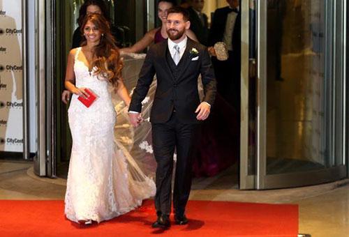 خيبة أمل كبرى لميسي بسبب حفل زفافه