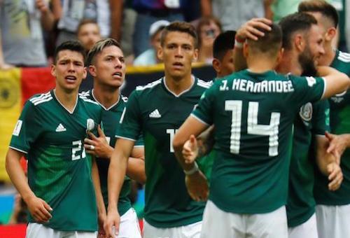 الفوز على ألمانيا يمنح المكسيك أمل تجاوز العقدة