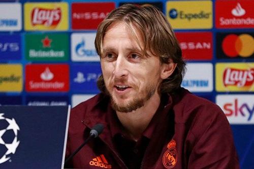 مودريتش: بالتأكيد أريد الاستمرار في ريال مدريد