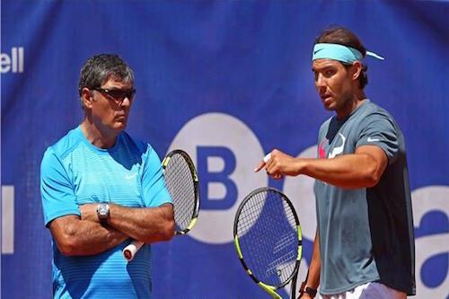 عم نادال: اللياقة البدنية تأتي قبل الأمور الفنية في التنس