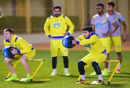 مدرب النصر يشدد على صعوبة مواجهة الاتحاد بالدوري السعودي