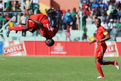 وصول منتخب ناميبيا للمشاركة في بطولة كأس أمم إفريقيا