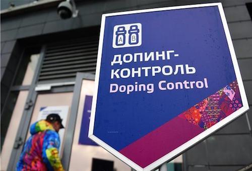 فحص المنشطات يطول 6 آلاف رياضي قبل الأولمبياد الشتوي