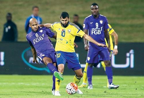 الظفرة الإماراتي تجدد لهرماش والعدوة وهدفها المنافسة على المراكز الأولى في الدوري
