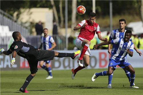 مدرب براغا: لم أشك في الفوز على بورتو