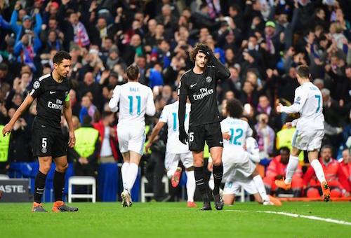 "سان جيرمان يحلم بـ""ريمونتادا"" أمام ريال مدريد"