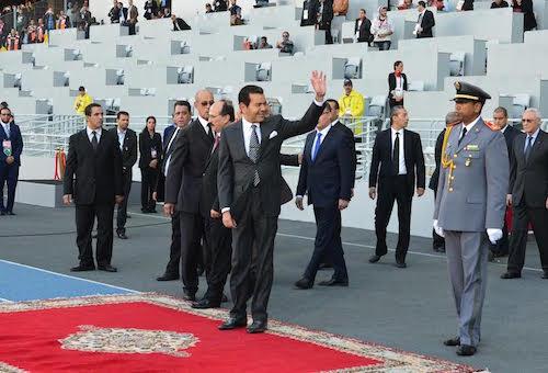 الأمير رشيد يترأّس نهائي كأس العرش بين الدفاع الجديدي والرجاء