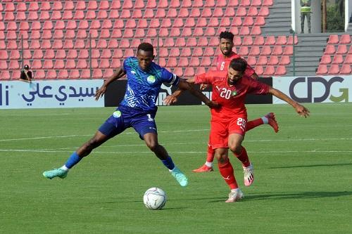 المنتخب الوطني الرديف يتغلب على سيراليون بهدفين استعدادا لكأس العرب