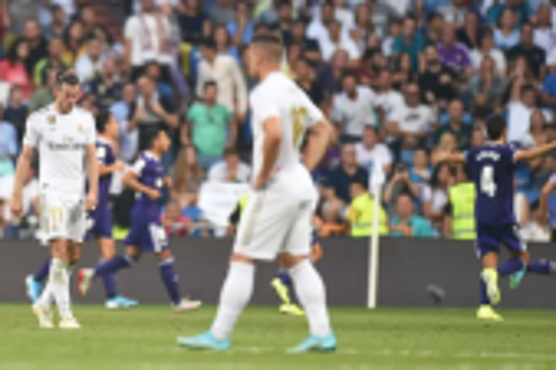 """بلد الوليد يفرض التعادل على ريال مدريد بعقر داره في """"الليغا"""""""