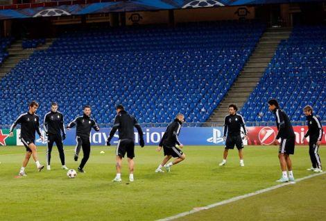 ريال مدريد يبحث عن رقم قياسي أمام بازل المتحفز