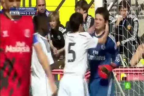 أخلاق صغار ريال مدريد