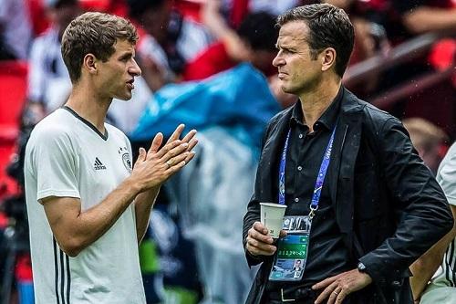 بيرهوف: مولر لن يعود إلى المنتخب الألماني