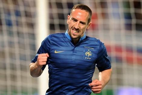 فرانس فوتبول: ريبيري أفضل لاعب لعام 2013