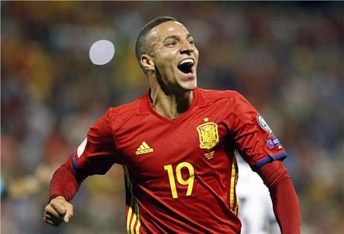 مورينو: سعيد بالمساهمة في تأهل إسبانيا لكأس العالم
