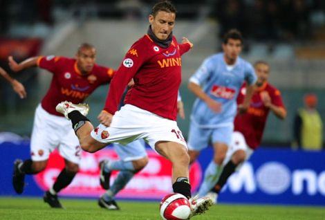 روما يسقط في فخ التعادل مع إمبولي