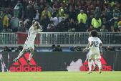 رونالدو يقود ريال مدريد للتويج بكأس العالم للأندية