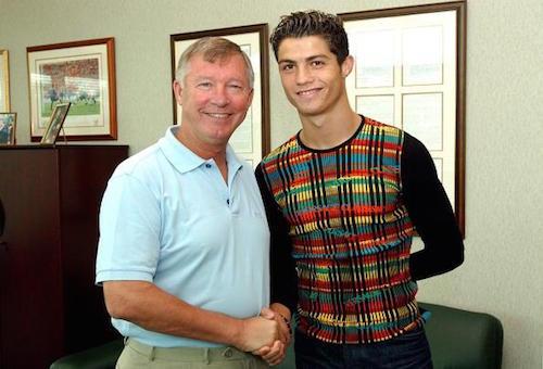 هكذا أضاع ليفربول فرصة التعاقد مع كريستيانو رونالدو سنة 2003