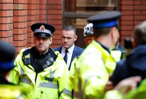 عقوبة قاسية ضد روني بسبب القيادة تحت تأثير الكحول