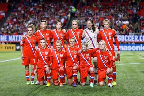 ثبوت تعاطي لاعبات منتخب روسيا للمنشطات