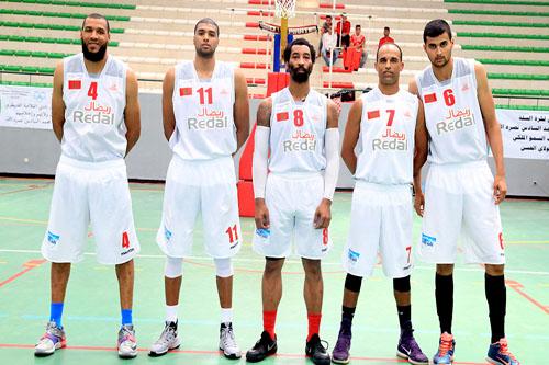 المغرب الفاسي وجمعية سلا في نهائي بطل المغرب لكرة السلة