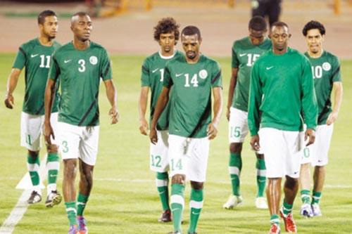 المنتخب السعودي يواجه نظيره الإيطالي استعدادا للمونديال