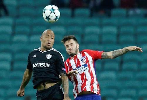 أتلتيكو مدريد يواصل الترنح ويتعادل أمام كارباكا آجدام