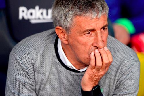 بيتيس يقيل مدربه مباشرة بعد الفوز على ريال