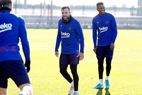 برشلونة يتلقى خبرا سارا قبل مواجهة سوسييداد