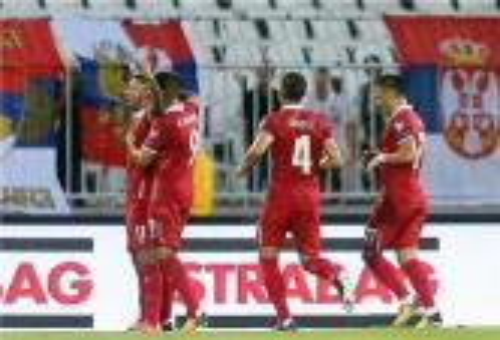 كرستايتش يقود صربيا في المونديال