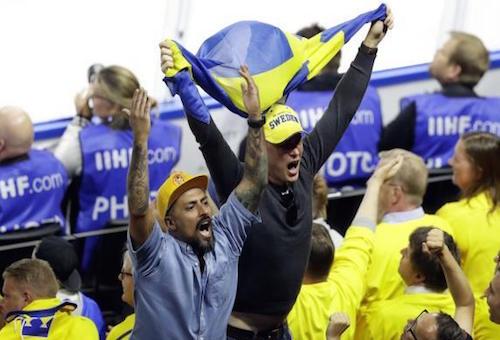 تفاؤل مشجعي السويد بغياب إبراهيموفيتش عن المونديال