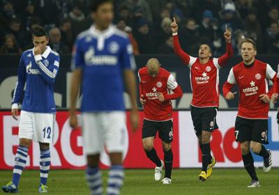 شالكة يؤكد تأهله في الدوري الأوروبي