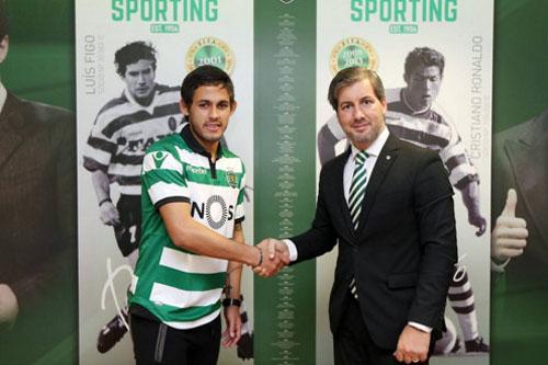 مارسيلو ميلي: أتشوق للعب مع سبورتينغ لشبونة