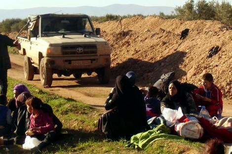 ميسي يأسف لحدوث أزمة لاجئين في القرن 21