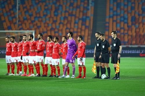 إنهاء قمة الدوري المصري لعدم حضور الزمالك