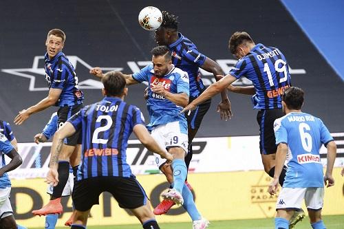 أتالانتا يهزم نابولي بهدفين في الدوري الإيطالي