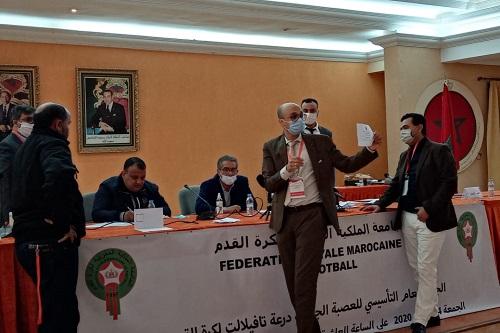 """""""التزوير"""" يُوقف أنشطة المكتب المديري لعصبة درعة تافيلالت لكرة القدم"""