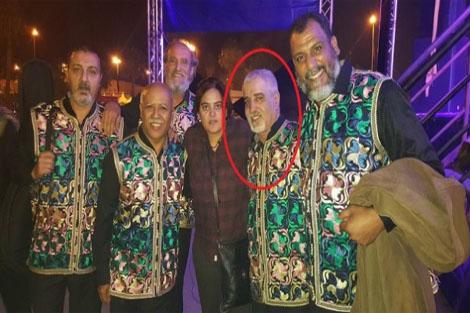 وفاة فنان مغربي وهو يتابع لقاء الوداد وطنجة