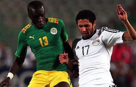 السينغال تهزم مصر وتتأهل لكان غينيا الاستوائية