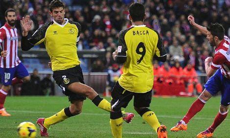 أتلتيكو مدريد يحقق الفوز قبل ديربي مدريد