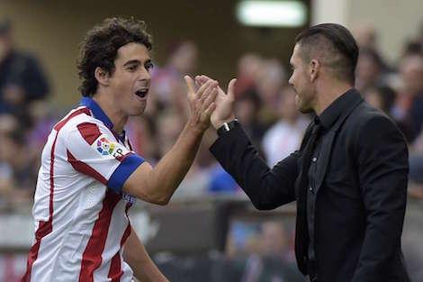 لاعب أتلتيكو مدريد يؤكد: سأعود وبقوة