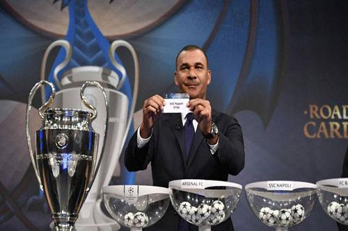 مواجهات نارية في ثمن نهائي دوري أبطال أوروبا