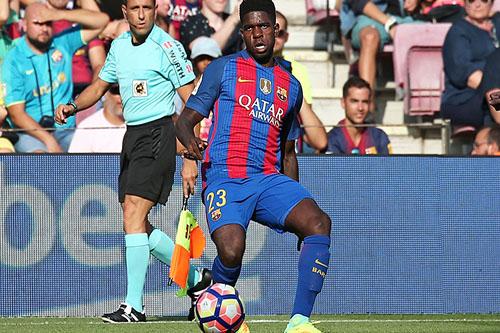 دفاع برشلونة يتعرض لصدمة قبل مواجهة أتلتيكو مدريد