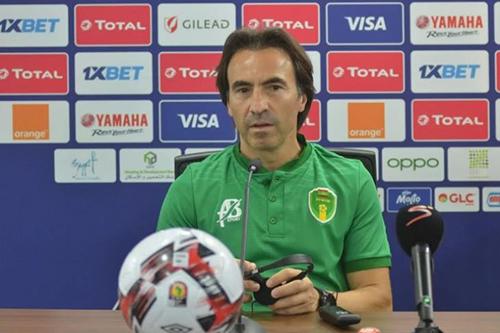 مدرب موريتانيا: هدفنا الذهاب بعيدا في أمم أفريقيا